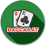 Live Baccarat Icon