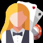 Live roulette icon