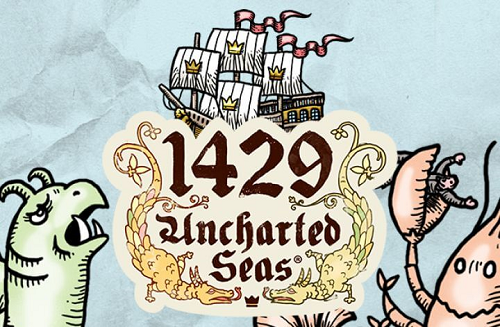 1429 Uncharted Seas Slot for UK players