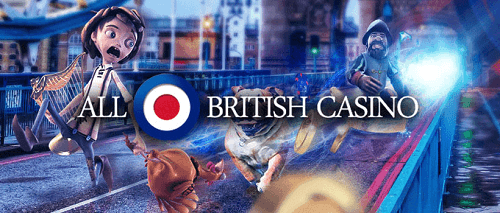 All British Casino Bonuses