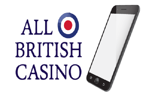 All British Casino Mobile App