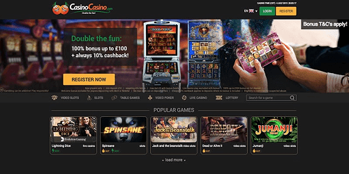 CasinoCasino Bonus Rewards