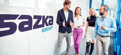 Sazka Group in Bidding Contest