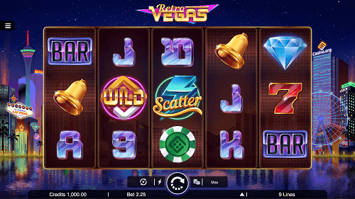 Pick winning slots