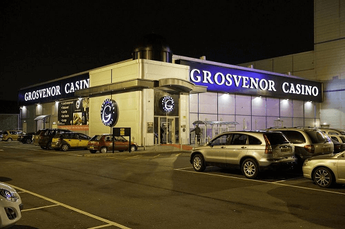Grosvenor Casino Urges reopening of UK Casinos