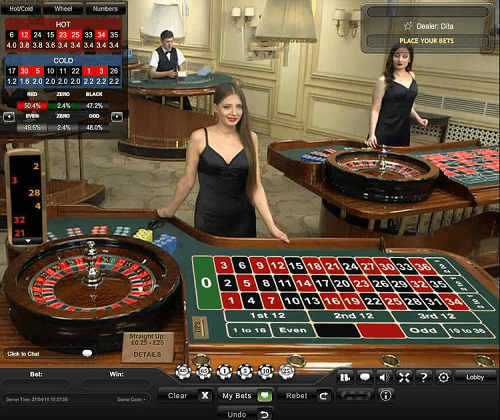 How to Win at Live Dealer Roulette