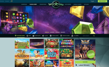 Wixstars Casino Games