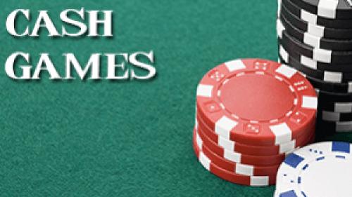 Poker Cash Games Online