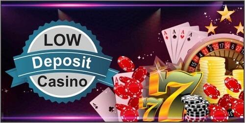 Low Deposit Gambling Sites