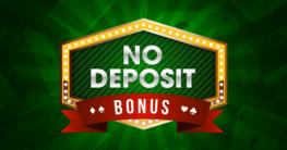 Top No Deposit Bonuses