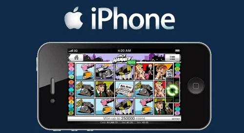 iPhone Casino Games for Fun