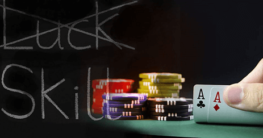 Does Poker Require Luck or Skill