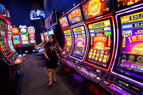 Slots for a Living