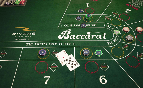 Baccarat Banker Bet