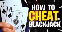 Cheat at Online Blackjack