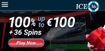 Ice36 Casino Welcome Bonus