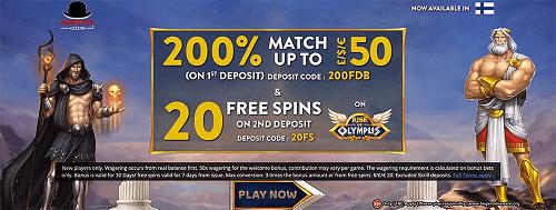 Schmitts Online Casino Deposit Bonus